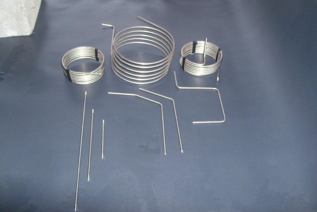 High Pressure Coils : Hpcc high pressure coil company